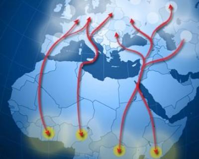 African Eurasian flyway