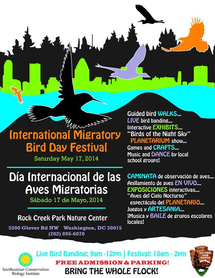 International Migratory Bird Day 2014